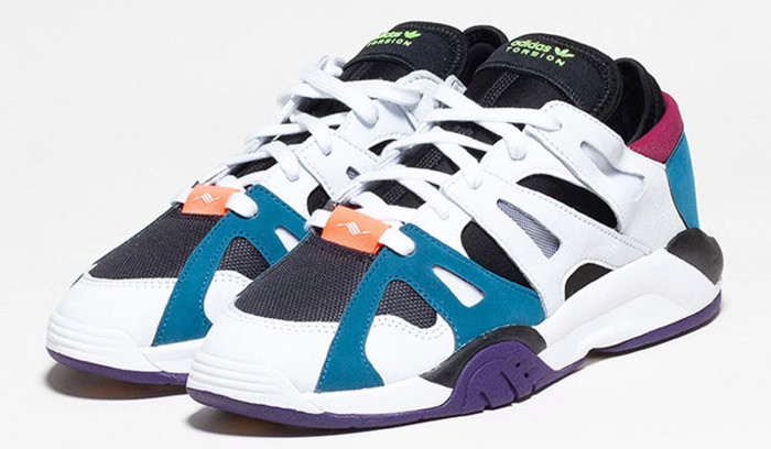 adidas vuelve con las Torsion Dimension Low