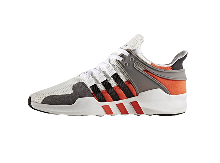 "Adidas EQT Support ADV ""Black Orange"""