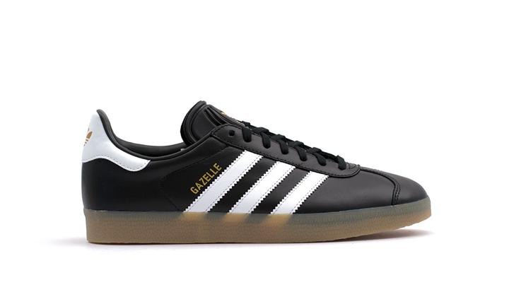 adidas gazelle black top 10 rebajas