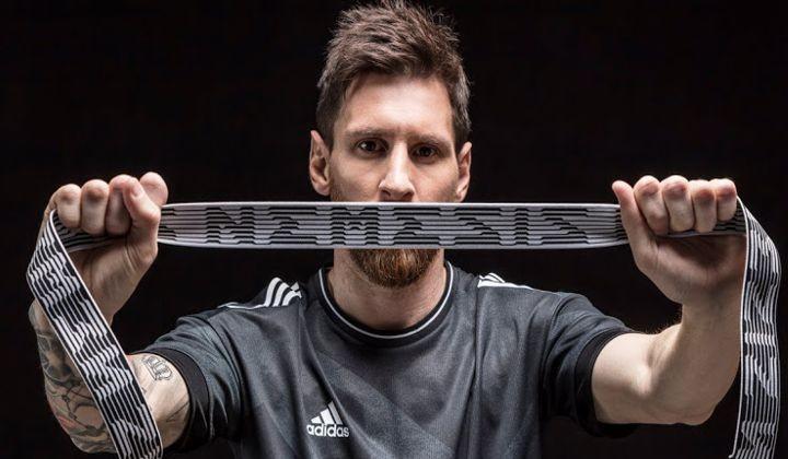 Lo último para Messi son las adidas Nemeziz 17 360