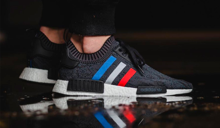Adidas Nmd Primeknit French Pack