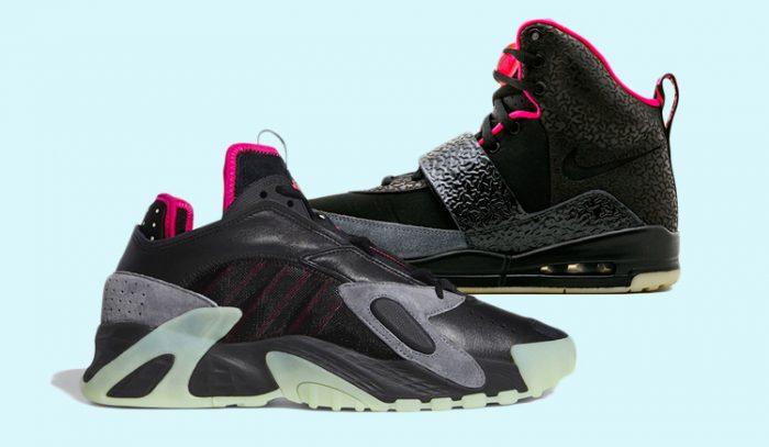 Adidas Streetball Blink? Copian el colorway de las Nike Air Yeezy 1!