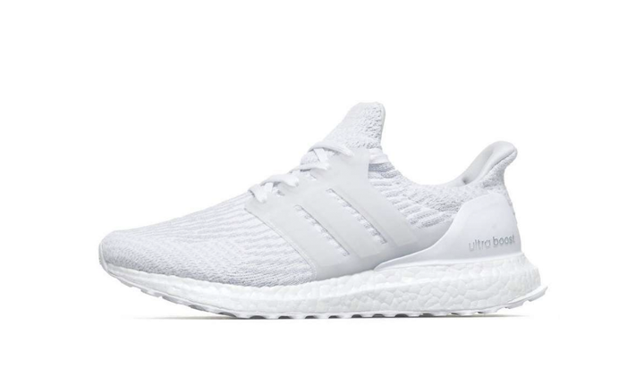adidas ultra boost 3 0 pure white backseries. Black Bedroom Furniture Sets. Home Design Ideas