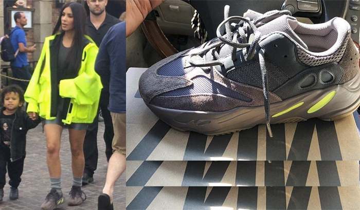 online retailer dab7a 93a12 Las adidas Yeezy Boost 700 Mauve van a caer el 27 de octubre ...