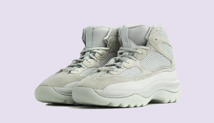 Una nueva hornada de adidas Yeezy Desert Boot en septiembre