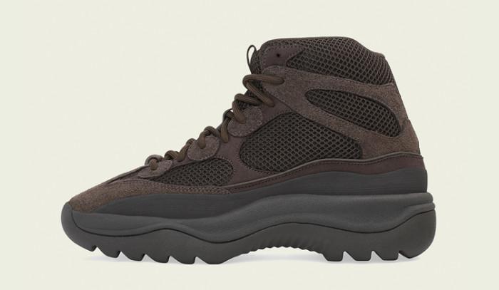 Nueva silueta para la familia: adidas Yeezy Desert Boot Oil!