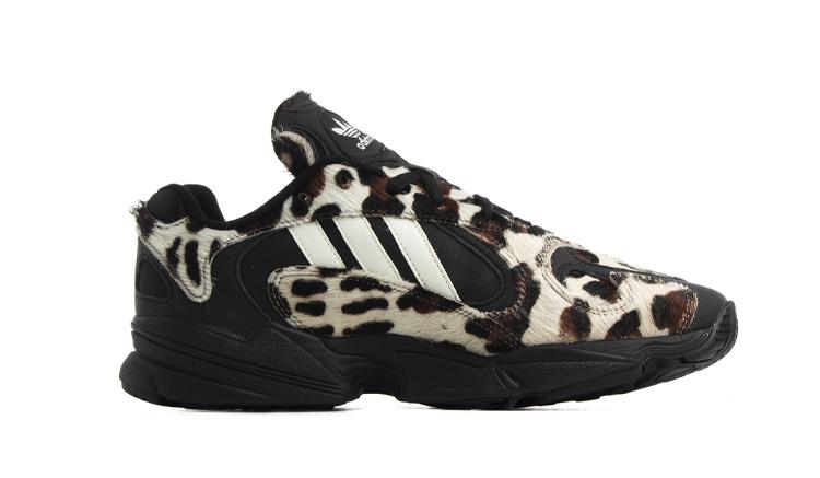 sneakers animal print