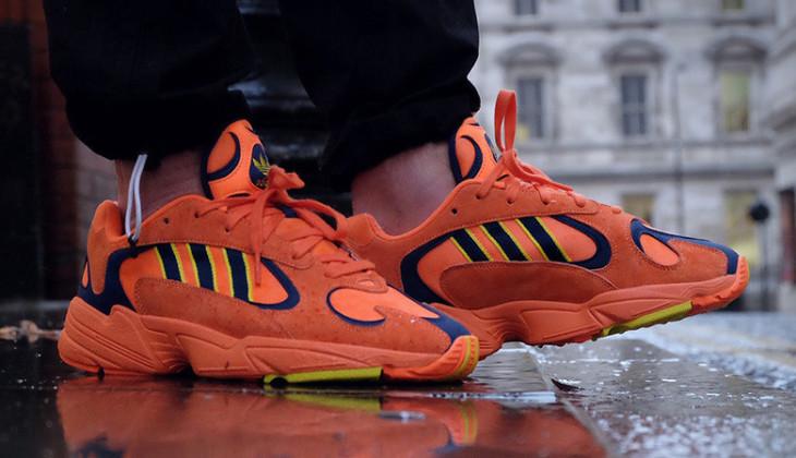Nuevo Restock de las adidas Yung-1 OG Hi-Res Orange