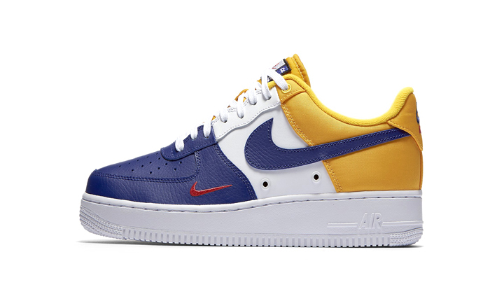 air force one lvl8 yellow Top 10 Nike Air Force One para comprarse ahora mismo