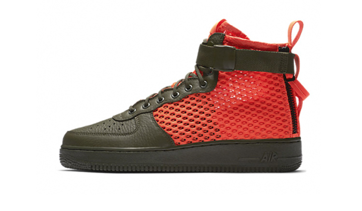 air force one mid prm Top 10 Nike Air Force One para comprarse ahora mismo