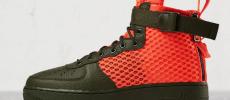 Las Nike SF-AF1 Mid ya están aquí
