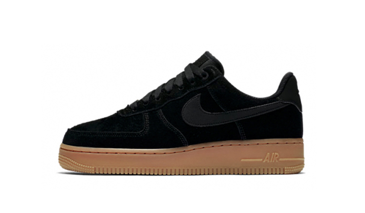air force one suede black Top 10 Nike Air Force One para comprarse ahora mismo