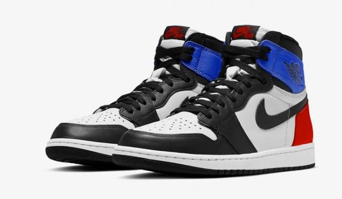 Ojalá se hagan realidad las Air Jordan 1 Top 3 2.0
