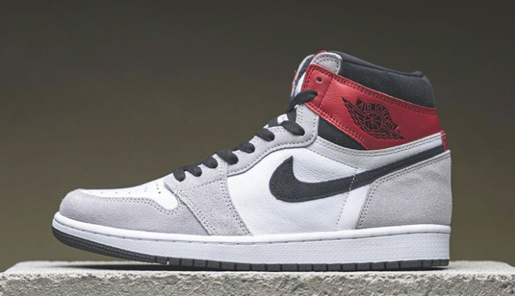Están las Air Jordan 1 Light Smoke Grey inspiradas en las Jordan 1 High Union?