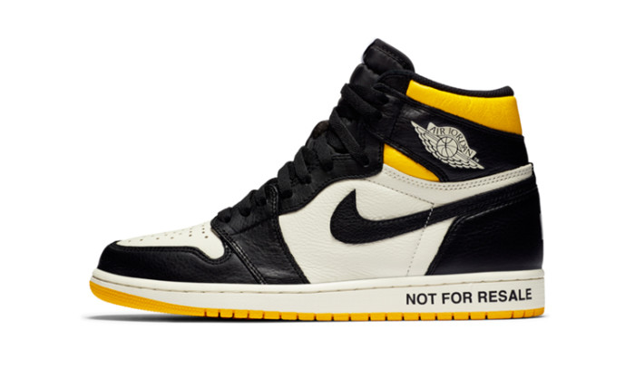 Air Jordan 1 Retro High Not for resale