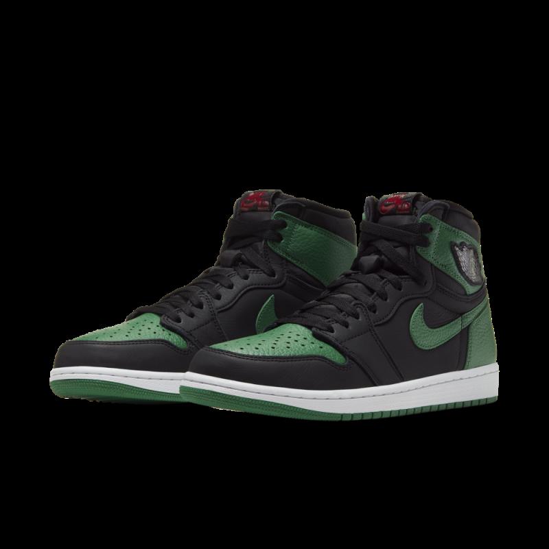 Jordan 1 High Pine Green