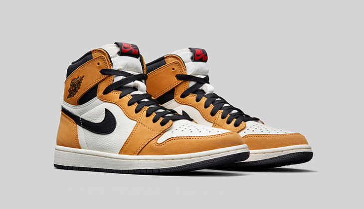 Nuevas Air Jordan 1 retro High OG Rookie of the year Colorway
