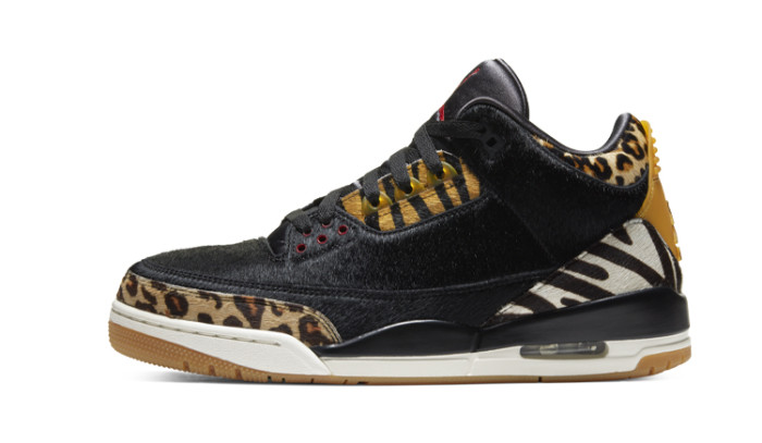 Air Jordan 3 Animal Pack