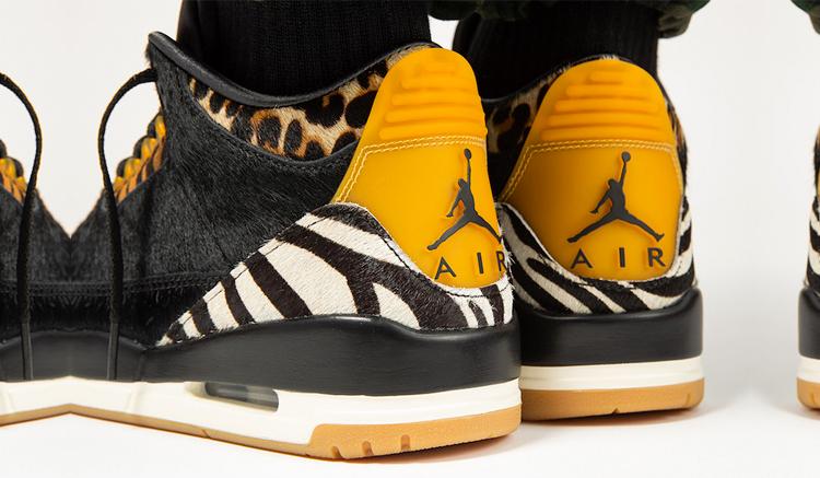 Air Jordan 3 Animal Pack