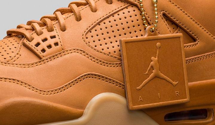 """Air Jordan Retro 4 Retro Premium """"Ginger"""""""