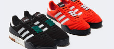 Nuevas Alexander Wang x adidas Originals Bball Soccer