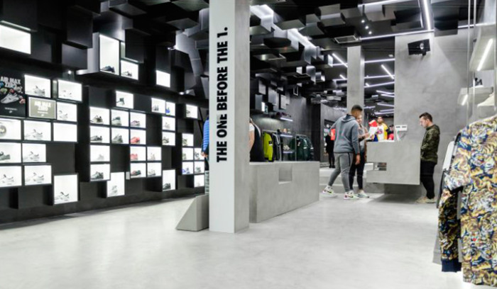 ¿Conoces la nueva tienda Foot District en Madrid?