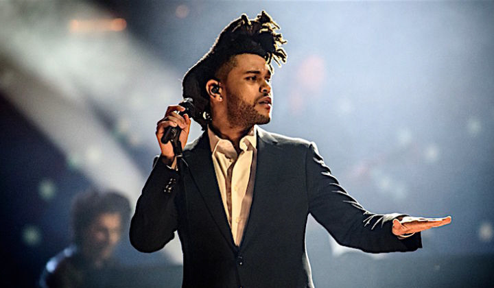 The Weeknd y Red Hot Chili Peppers en Lollapalooza Paris