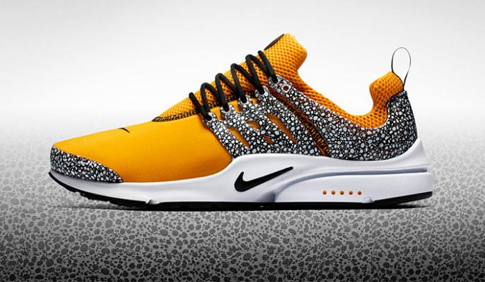 Nuevas Nike Air Presto Safari Pack
