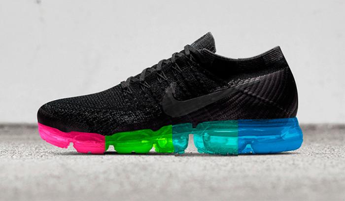 Las Nike Air VaporMax llegan a través de NIKEiD