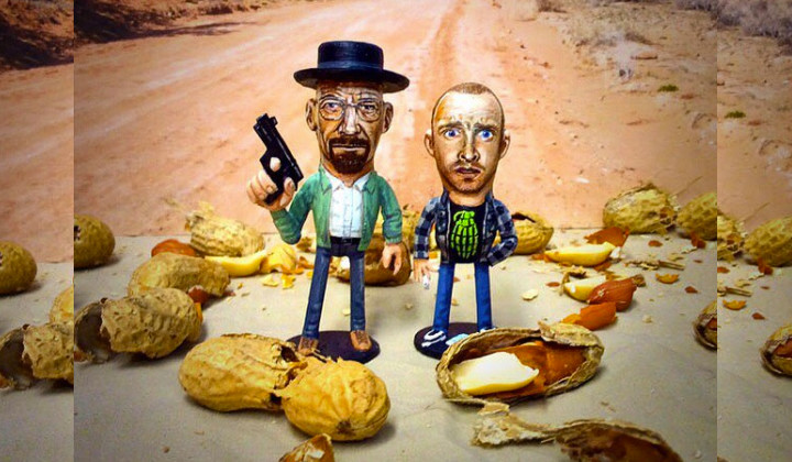 El arte del cacahuete