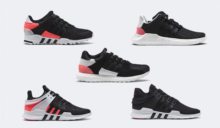 Nuevo Adidas EQT Pack SS 2017
