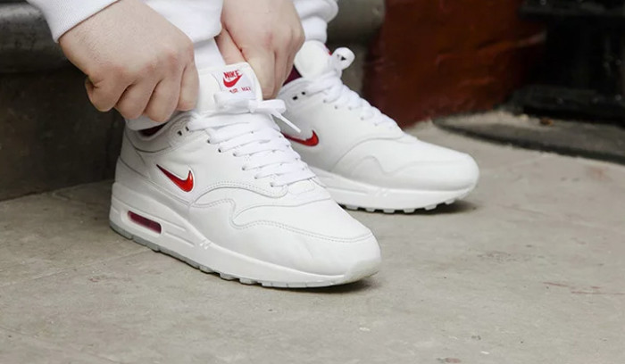 Vuelven las Nike Air Max 1 Jewel