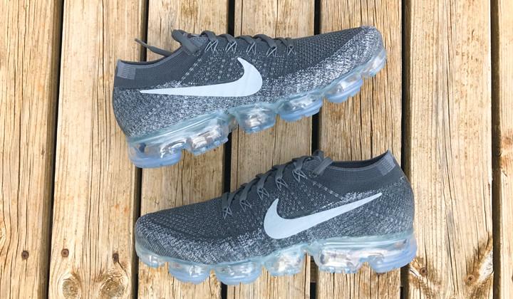 Vuelven las Nike Air VaporMax en nuevos colores