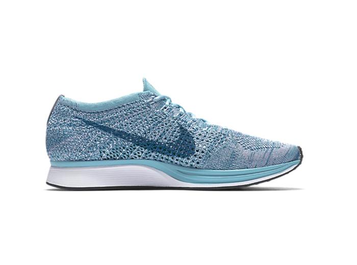 "Nike Flyknit Racer ""Blueberry"""