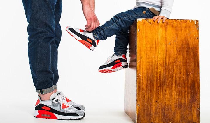 Las Nike para niños nos vuelven locos…