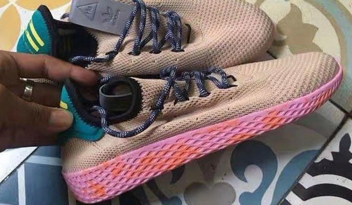 Otro color para el nuevo modelo de Adidas x Pharrell NMD HU
