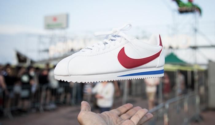 Estuvimos el Primavera Sound cazando Nike Cortez