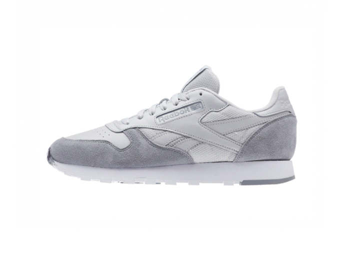 "Reebok Classic Leather MO ""Skull Grey"""