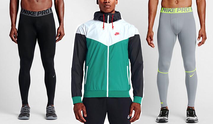 Ropa Nike con descuento del 20% EXTRA