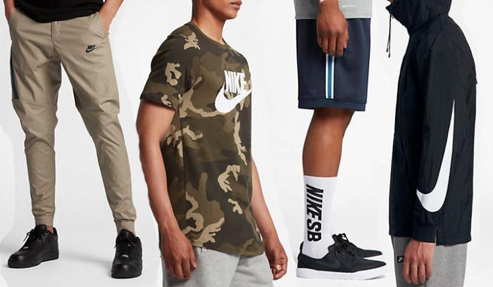 Ropa de Nike, 10 imprescindibles para llevarte ya!