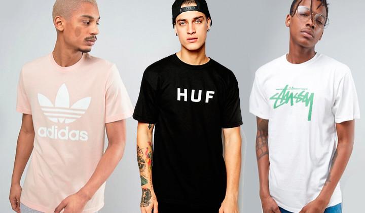 Top 10 camisetas con logotipo