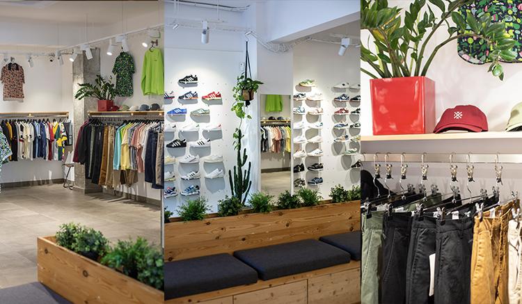 tienda de sneakers Biarritz St