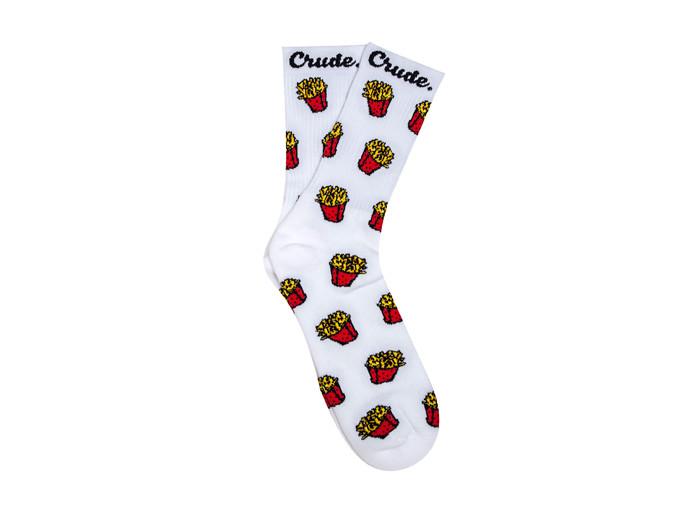 French Fries Socks de Crude