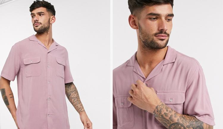 camisas para playa