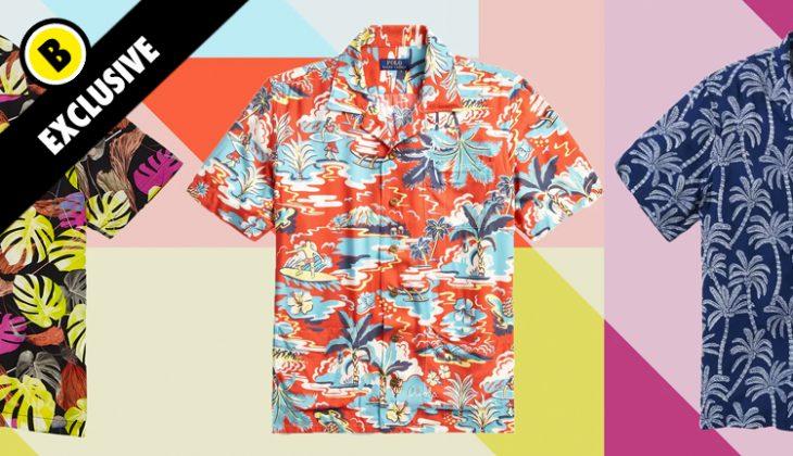 Las 10 camisas para playa con las que partirás el verano