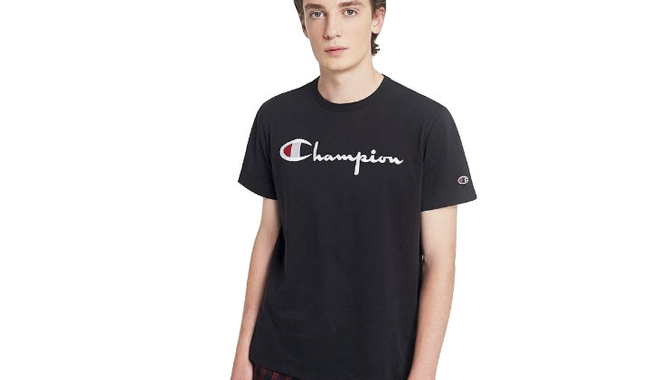 camiseta champion post outfit invierno