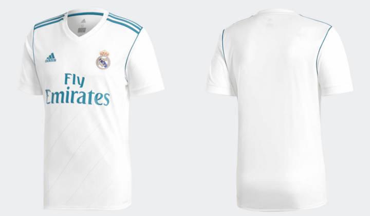 camisetas de champions madrid