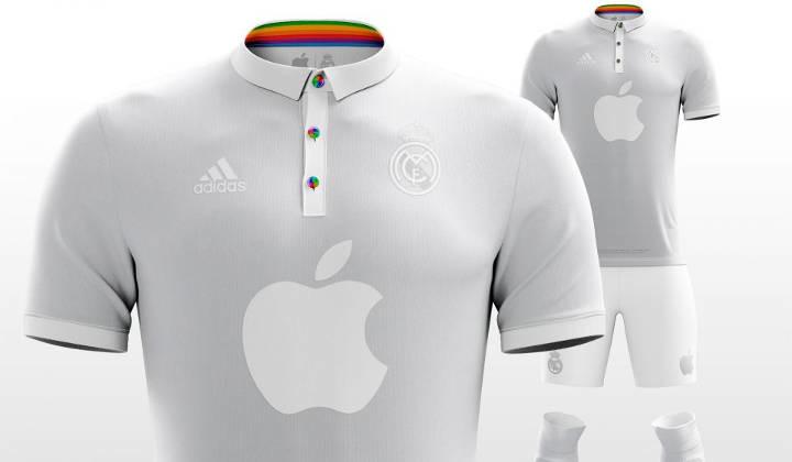 592e024494428 Camisetas de Fútbol de Diseño  las marcas al poder
