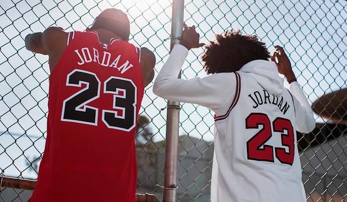 Nike lanzará tres camisetas de Jordan para celebrar el
