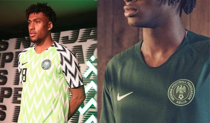 camisetas selecciones rusia 2018 nigeria camisetas
